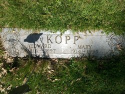 Edward Ed Kopp