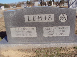 Nettie Octavia <i>Bonner</i> Lewis