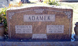 Dorothy Marie <i>Freeman</i> Adamek