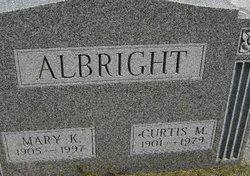 Mary <i>Kessler</i> Albright