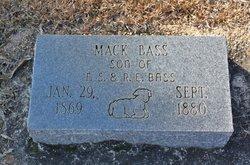 Malachi Mack Bass