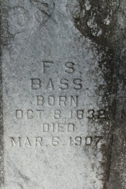 Francis Simeon Dock Bass