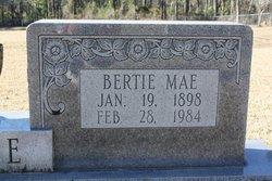 Bertie Mae Benge