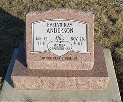 Evelyn Kay <i>Funk</i> Anderson