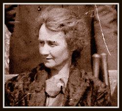 Mary Esther <i>Loague</i> Gilbert