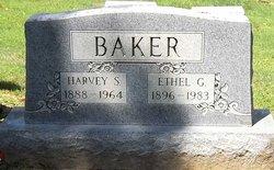 Ethel Goldie <i>Lanning</i> Baker