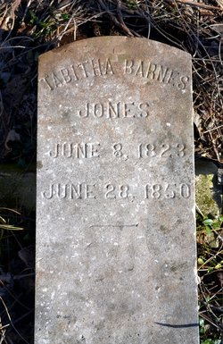 Tabitha <i>Barnes</i> Jones