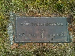 Mary Susan Alexander