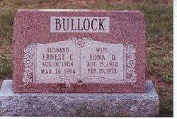 Ernest Charles Bullock