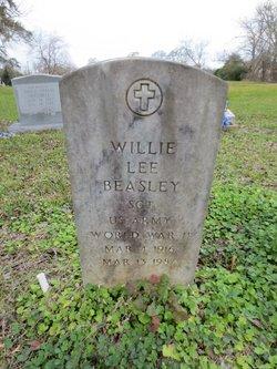 Willie Lee Beasley