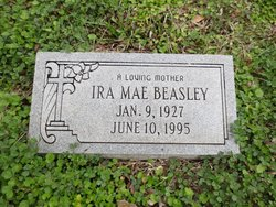 Ira Mae Beasley