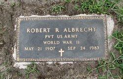 Robert R <i>Clarke</i> Albrecht
