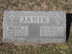 Mitchell A Janik