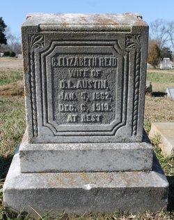 Cynthia Elizabeth <i>Reid</i> Austin