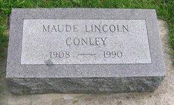 Maude Adeline <i>Lincoln</i> Conley