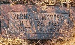 Verna L. McNeely