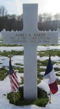 Tec4 James K Baker