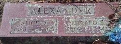 Mary Alice <i>Ketterman</i> Alexander