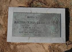 Martina <i>Olivas</i> Granillo