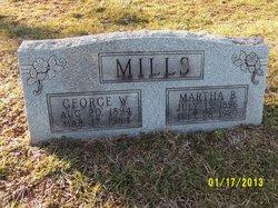 Martha <i>Bachtel</i> Mills