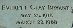 Everett Clay Bryant
