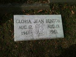 Gloria Jean Benton