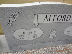Luther Herbert Alford