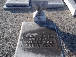 Henry Grady Andrews