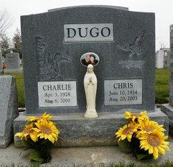Christine Chris <i>Osborn</i> Dugo