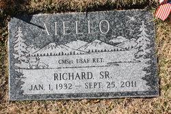 Richard Rich Aiello, Sr