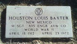Houston Louis Baxter
