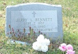 Jerry L Bennett