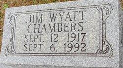 James Wyatt Chambers