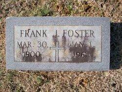 Frank Joseph Foster