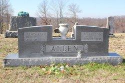 Betty Ann <i>Gipson</i> Allen
