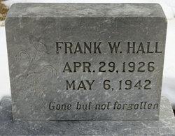 Frank Wilson Hall