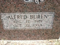 Alfred Buren McKnight