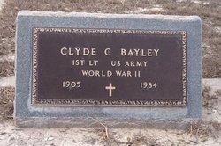 Clyde Calvin Bayley, Sr