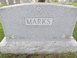 Mary N <i>Ulrich</i> Marks