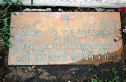 Earl Dean Crawford