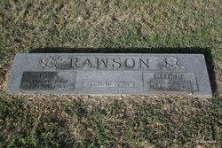 Etta Ann <i>Bush</i> Rawson