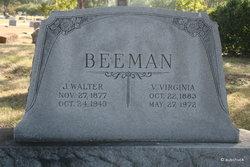James Walter Beeman
