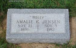 Amelia Christine Molly <i>Mikkelsen</i> Jensen