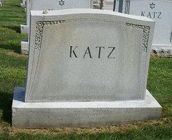 Esther <i>Albert</i> Katz