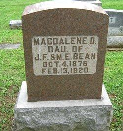 Magdalene Debra Bean