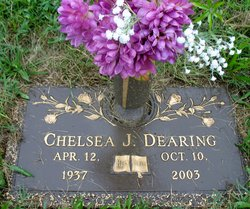 Chelsea <i>Gillispie</i> Dearing
