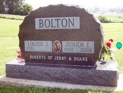 Junior Earl Bolton