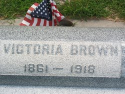 Victoria <i>Sweeney</i> Brown