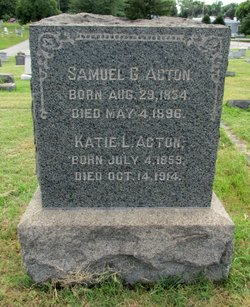 Samuel Graham Acton, Jr
