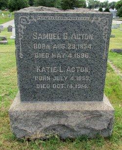 Katie L. Acton